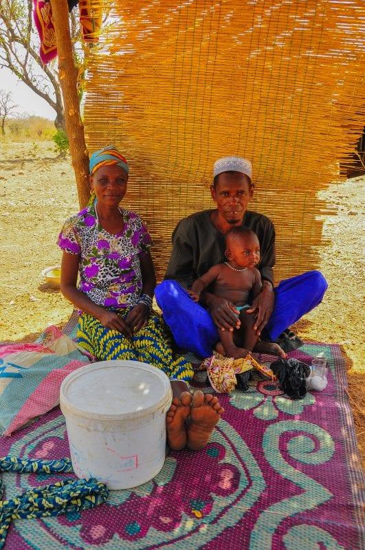 Matrimonio Fulani