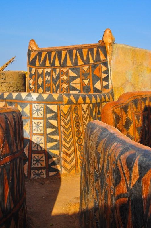 Casa tradicional Kassena