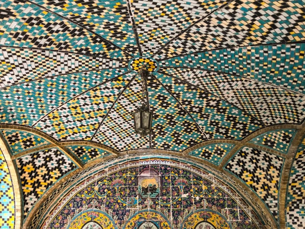 Palacio de Teheran