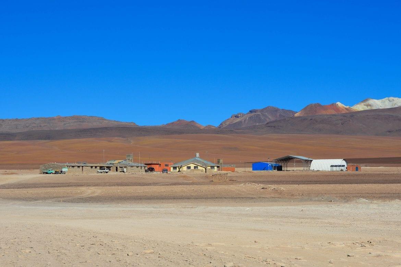 Refugio Licancabur