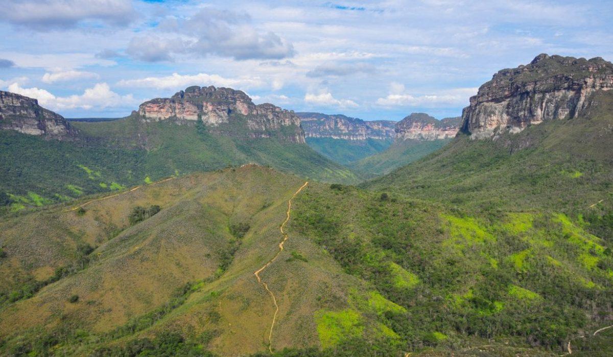 Parque Chapada Diamantina