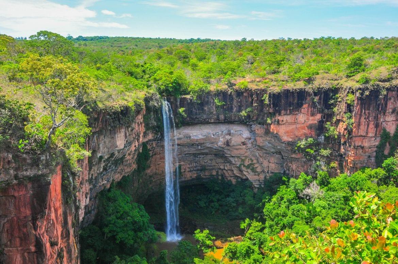 Parque Chapada dos Guimaraes