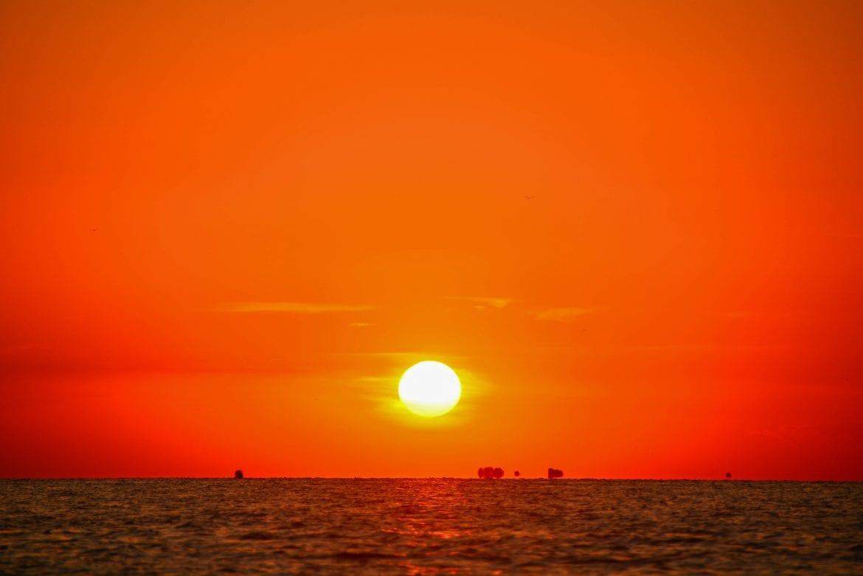 Sunset Danubio