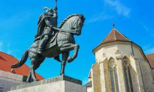 Alba Iulia y Corvin
